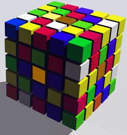 155 Dan Arielli Cube illusion