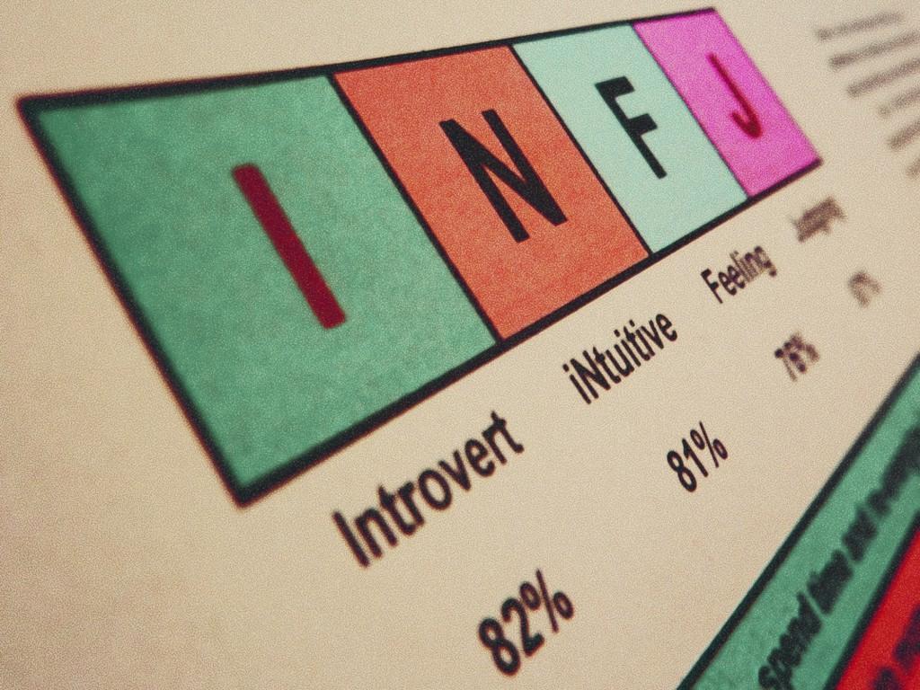 INFJ is één van de zestien Myer-Briggs typen. Foto door Christopher May