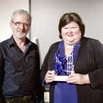 De PDW-trofee voor Minister Maggie De Block