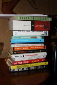 De boeken van Bart coenen