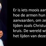 Moeder Teresa, heilig of slechts schijn? (2)