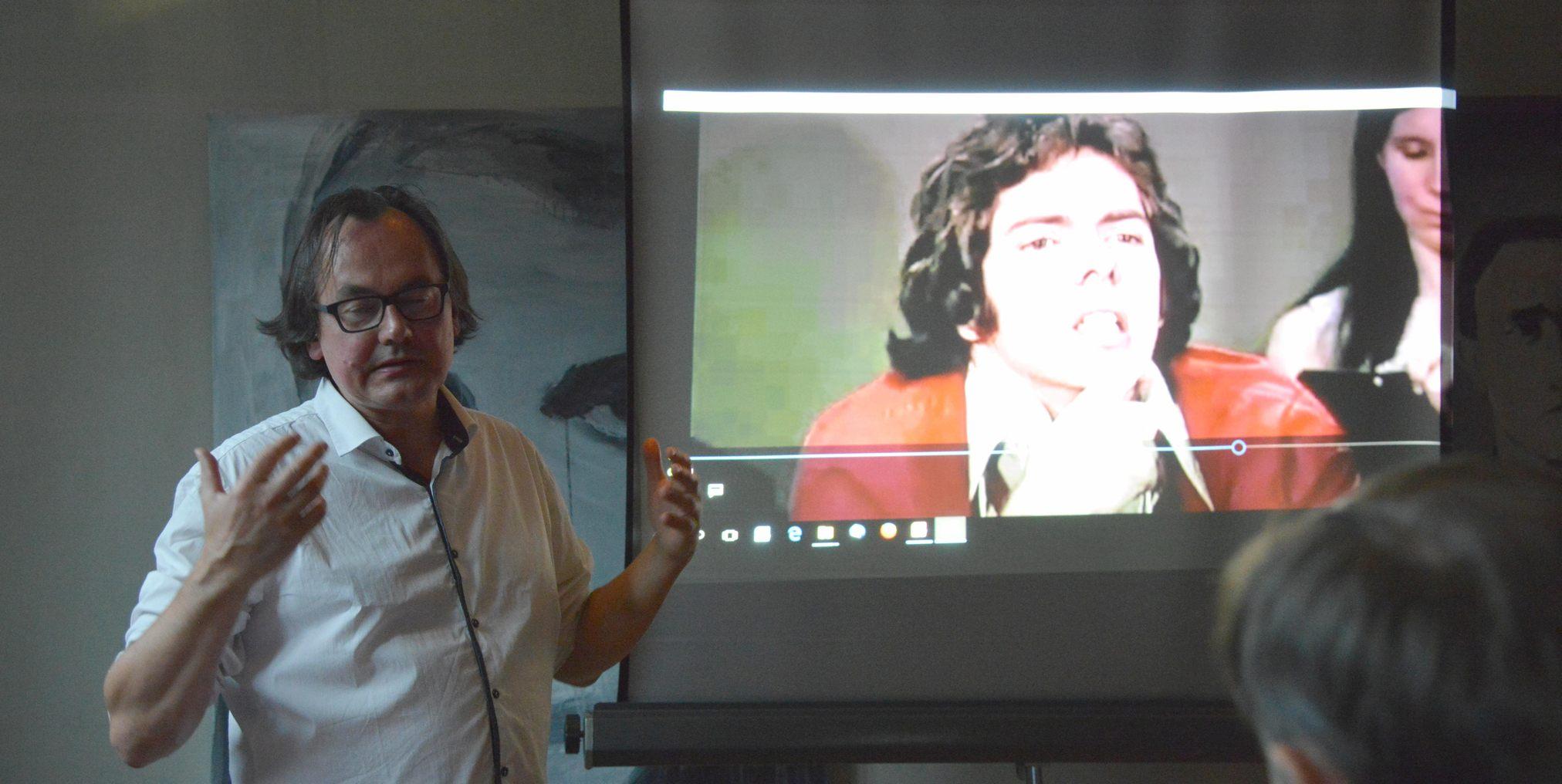 Johan Braeckman en het experiment met de kortste lijn