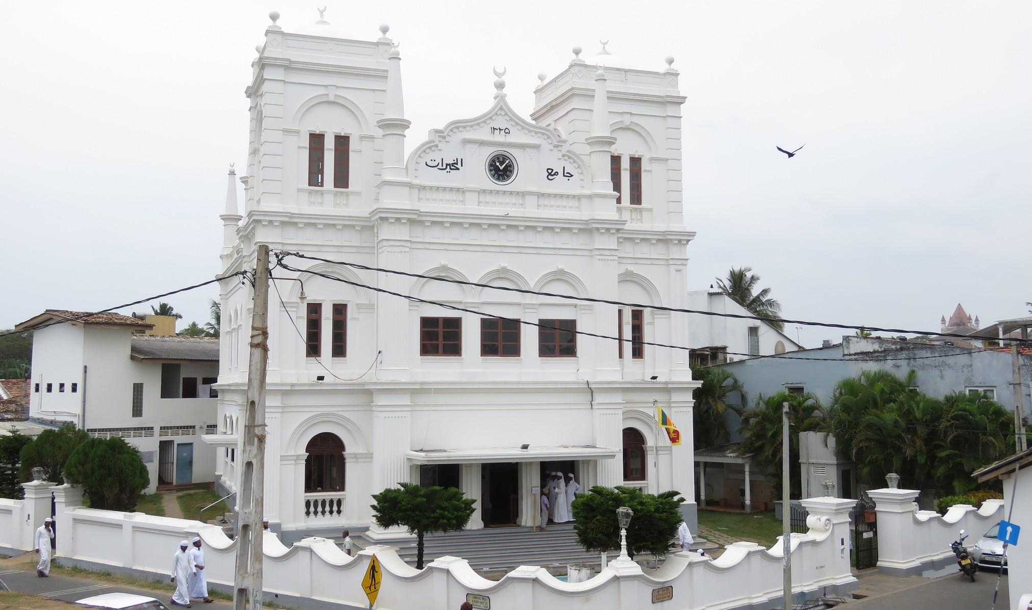 Moskee in Sri Lanka