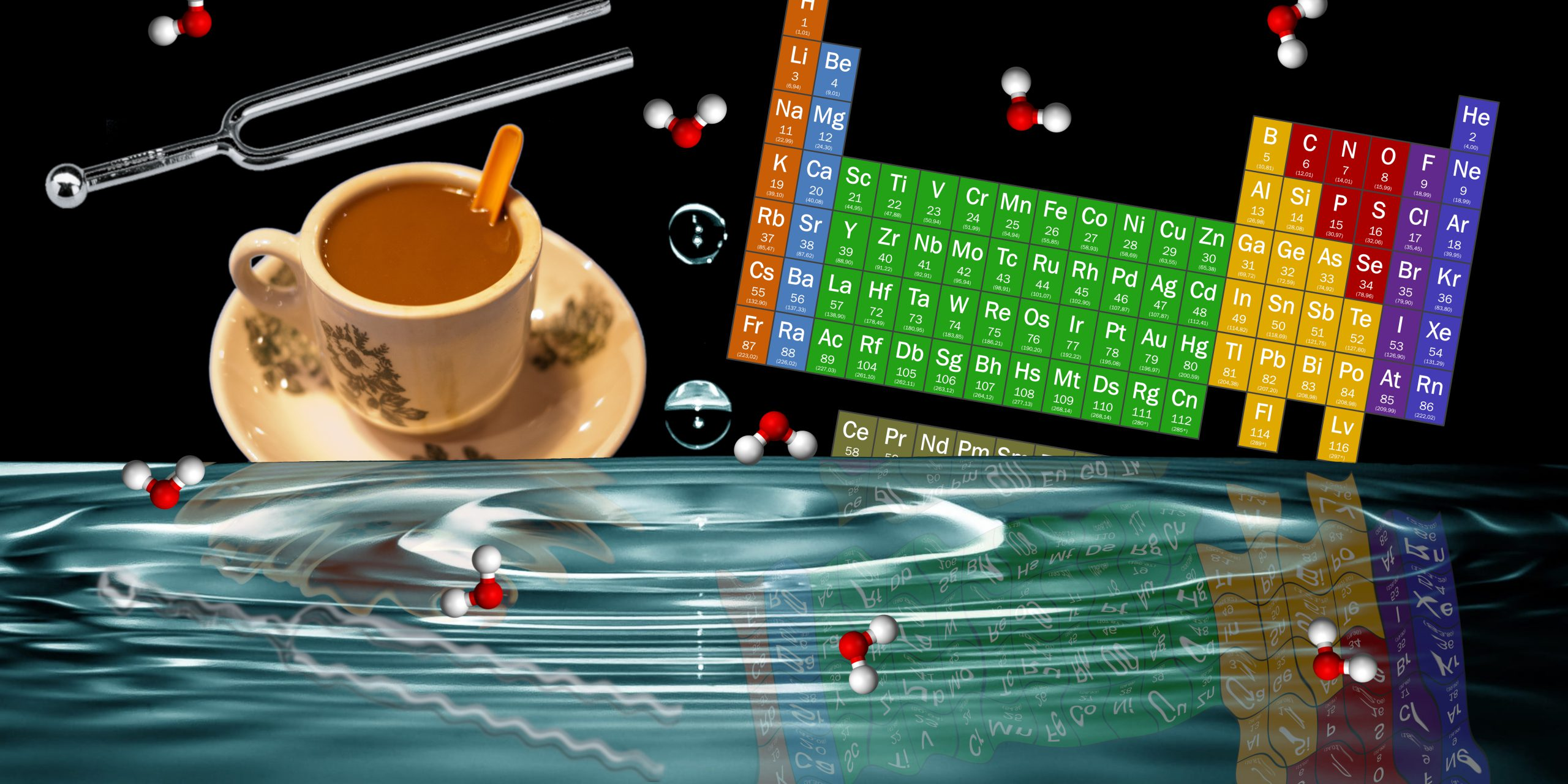 basis fysica en chemie voor broeikasgassen
